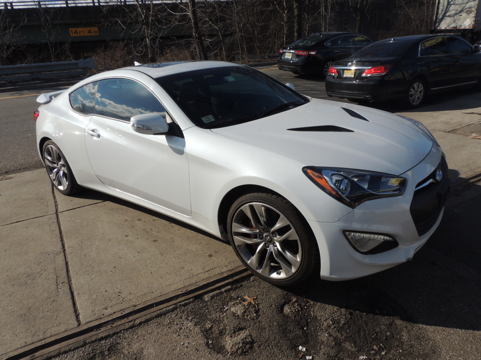 Salvage Rebuildable Repairables HYUNDAI GENESIS COUPE for Sale